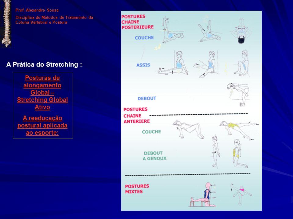 A Prática do Stretching :