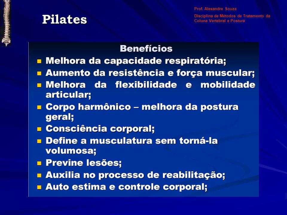 Pilates Prof. Alexandre Souza