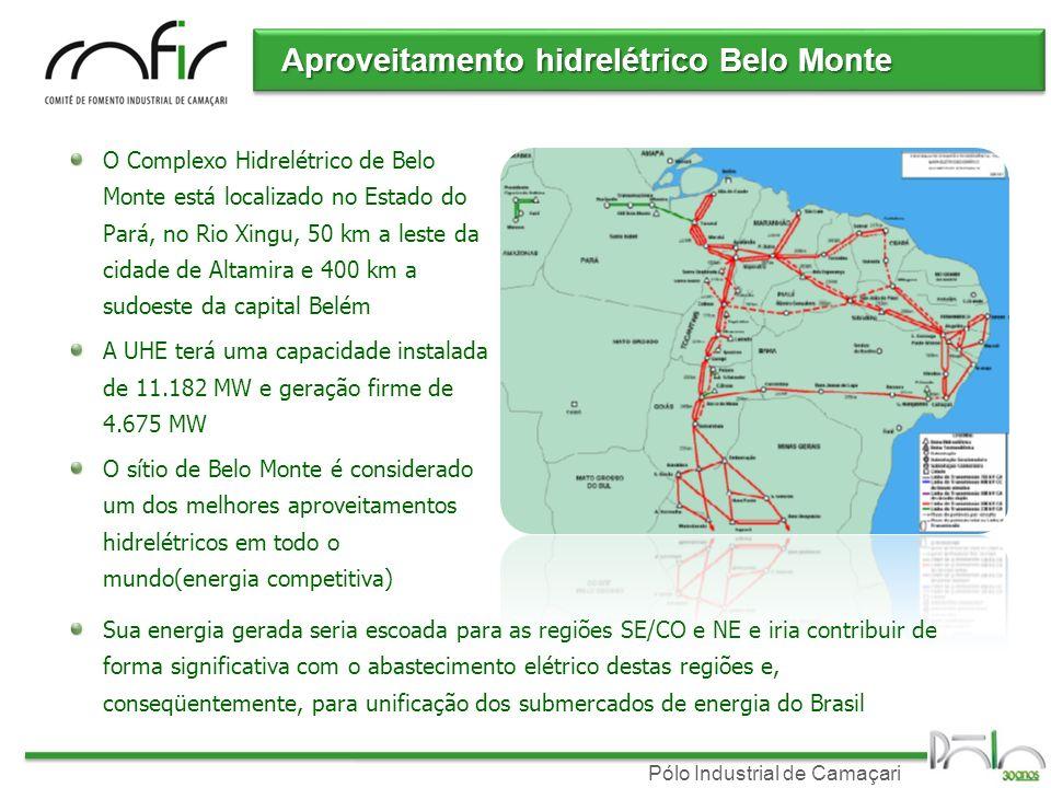 Aproveitamento hidrelétrico Belo Monte