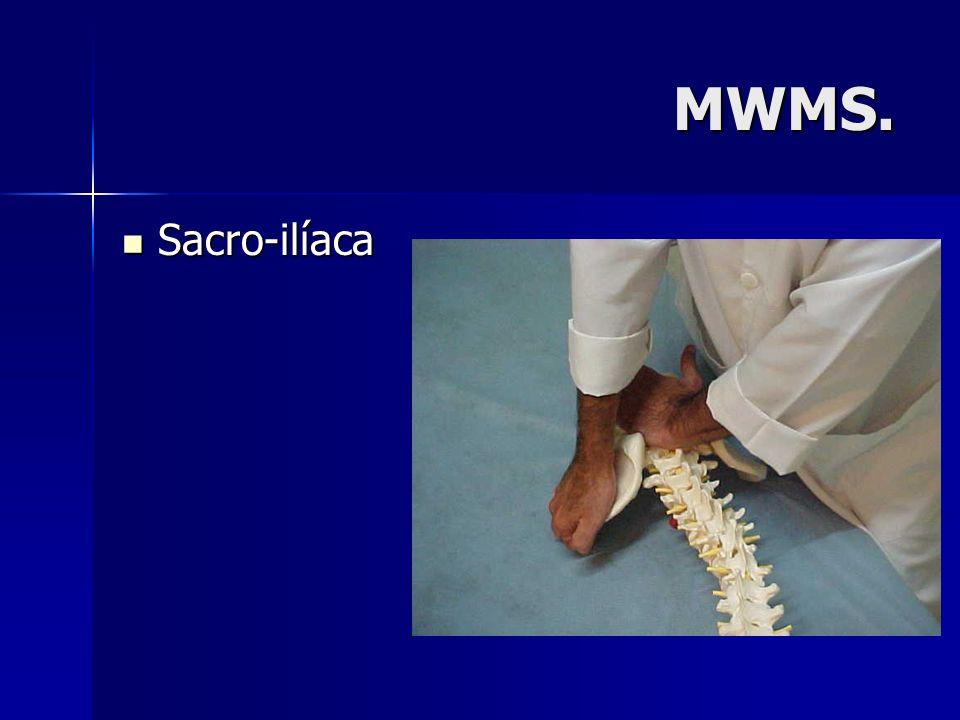 MWMS. Sacro-ilíaca