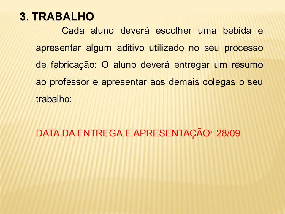 3. TRABALHO