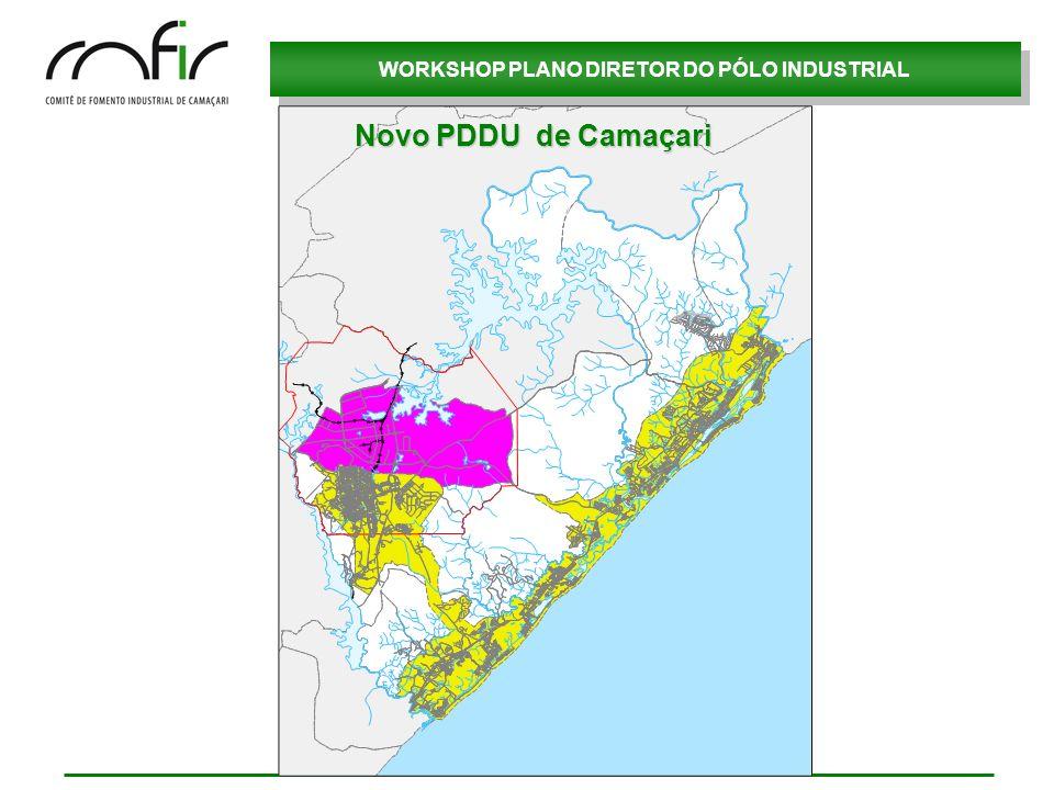 Novo PDDU de Camaçari