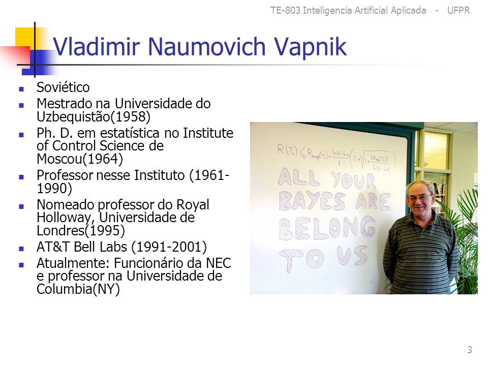 Vladimir Naumovich Vapnik