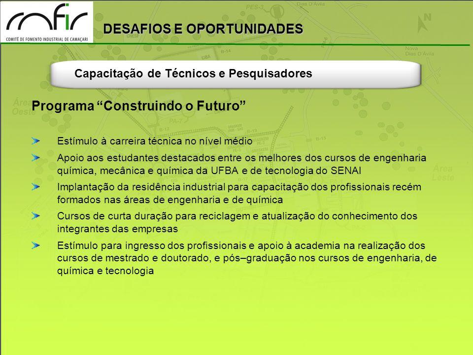 Programa Construindo o Futuro
