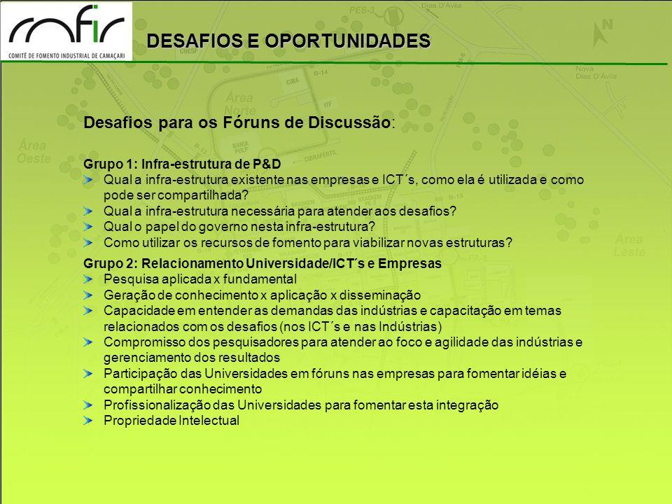 Desafios para os Fóruns de Discussão: