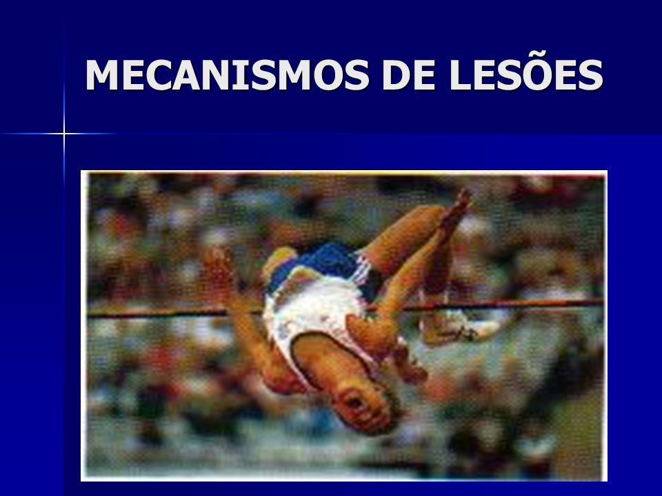 MECANISMOS DE LESÕES