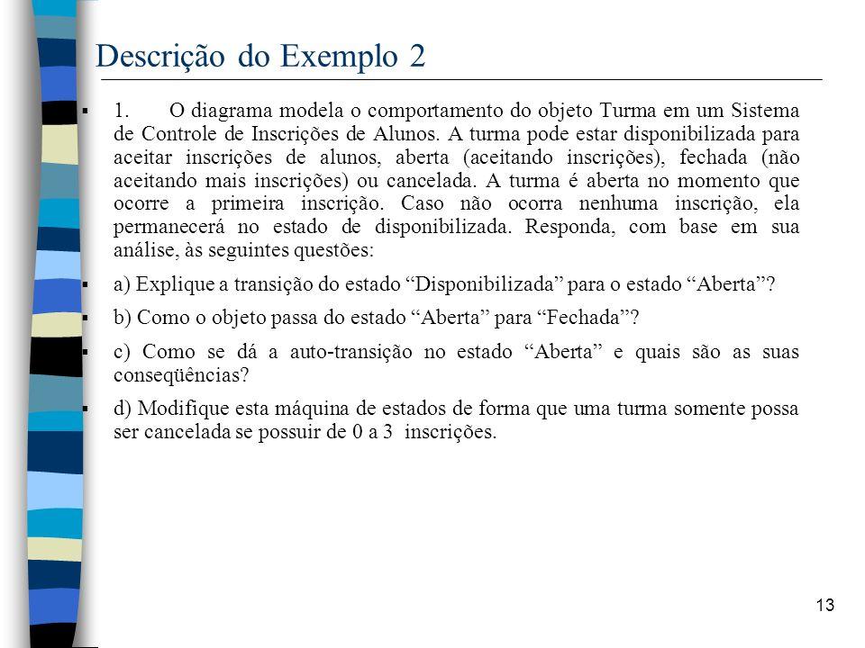 Descrição do Exemplo 2