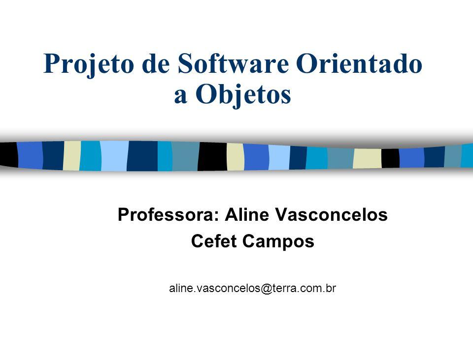 Projeto de Software Orientado a Objetos