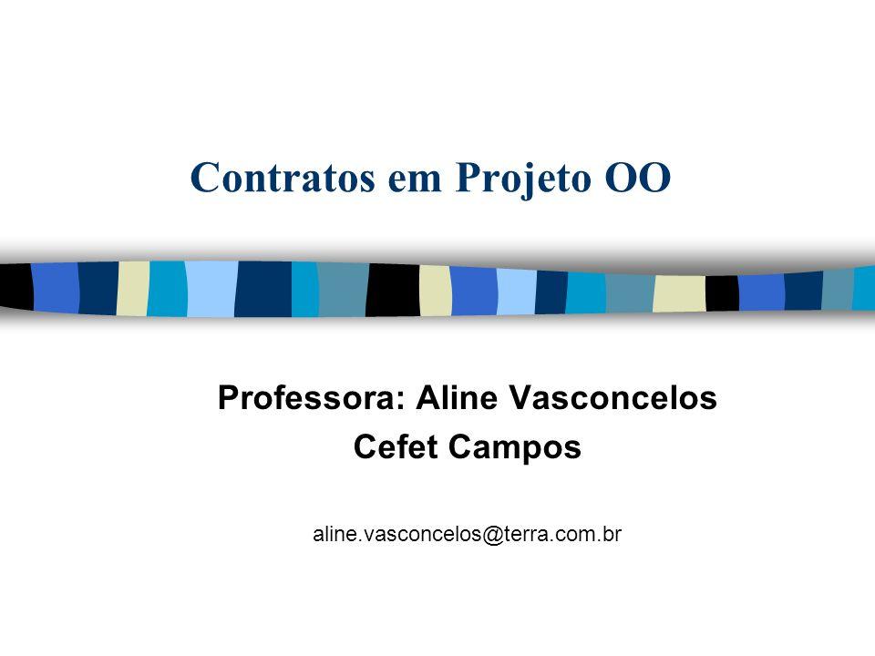 Contratos em Projeto OO
