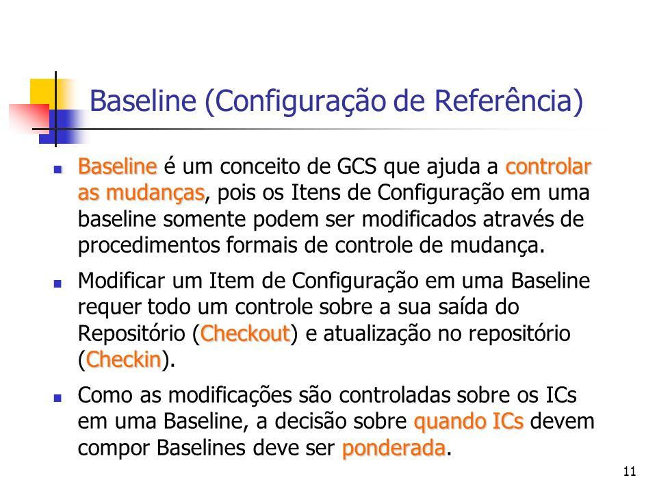 Baseline (Configuração de Referência)