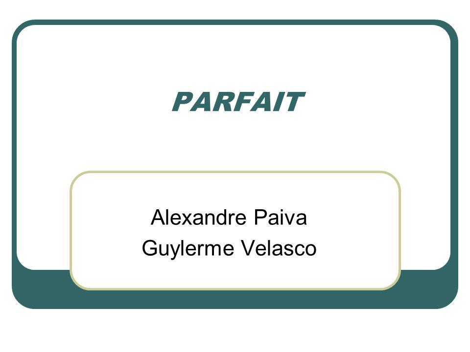Alexandre Paiva Guylerme Velasco