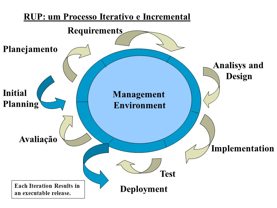 Management Environment Analisys and Design