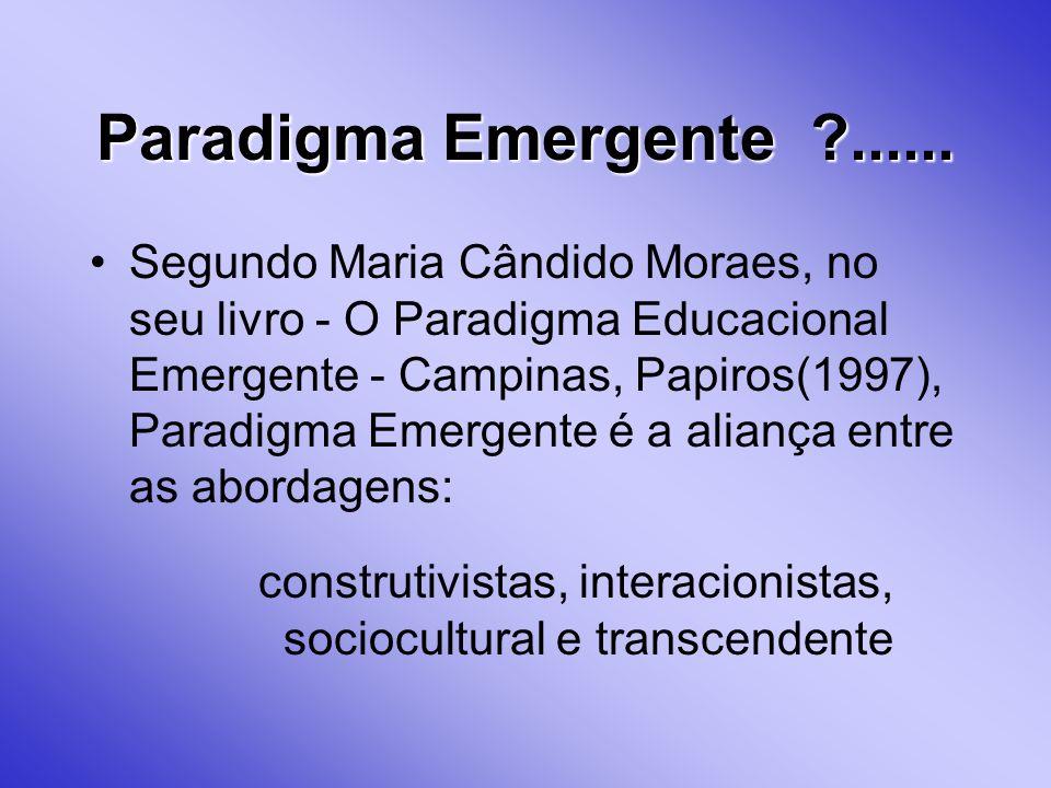 Paradigma Emergente ......
