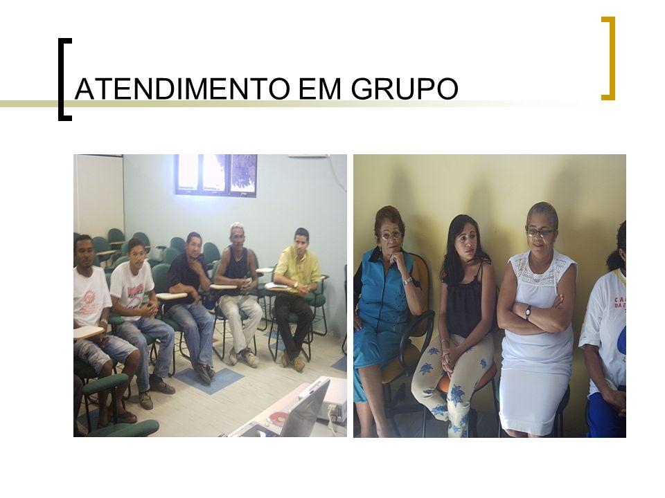 ATENDIMENTO EM GRUPO