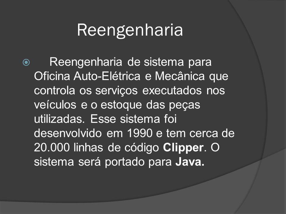 Reengenharia