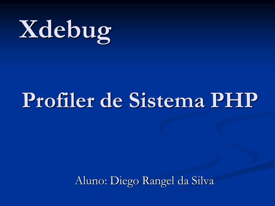 Aluno: Diego Rangel da Silva