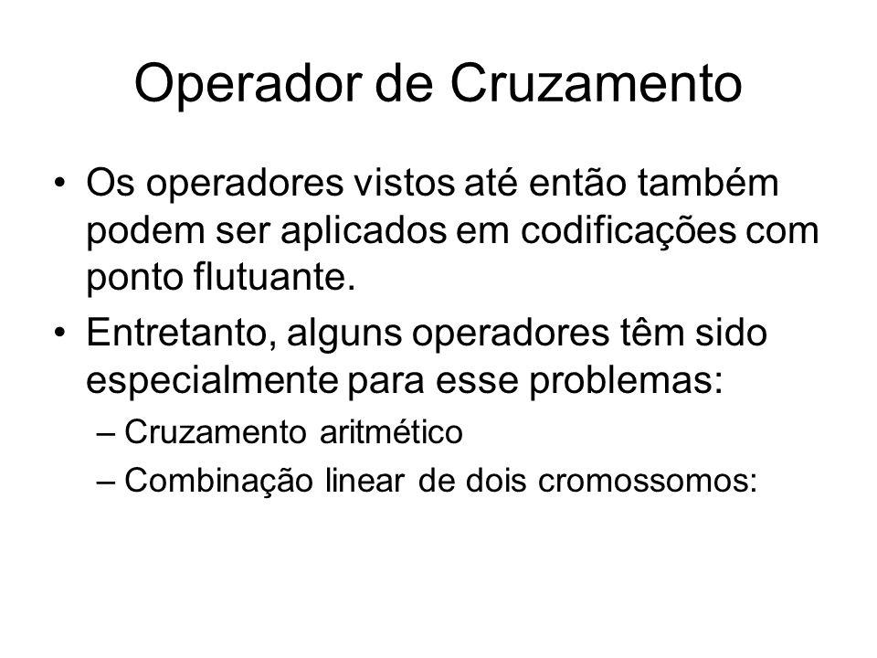 Operador de Cruzamento