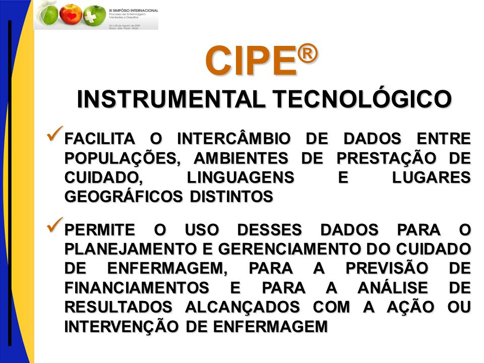 INSTRUMENTAL TECNOLÓGICO
