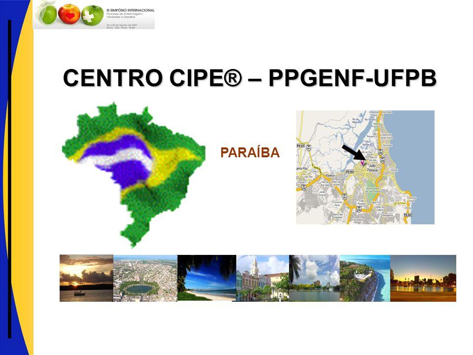 CENTRO CIPE® – PPGENF-UFPB