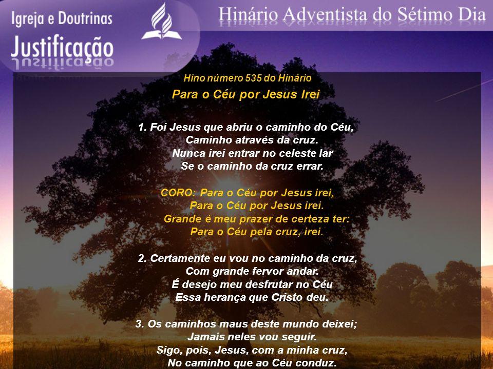 Para o Céu por Jesus Irei