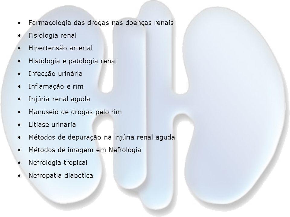 Farmacologia das drogas nas doenças renais