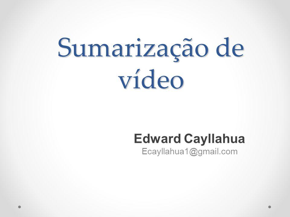 Edward Cayllahua Ecayllahua1@gmail.com