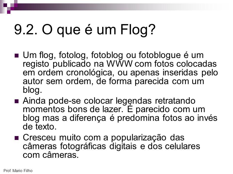 9.2. O que é um Flog