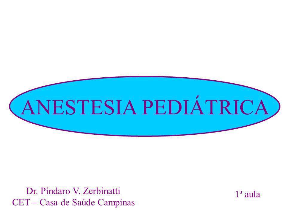 Dr. Píndaro V. Zerbinatti CET – Casa de Saúde Campinas