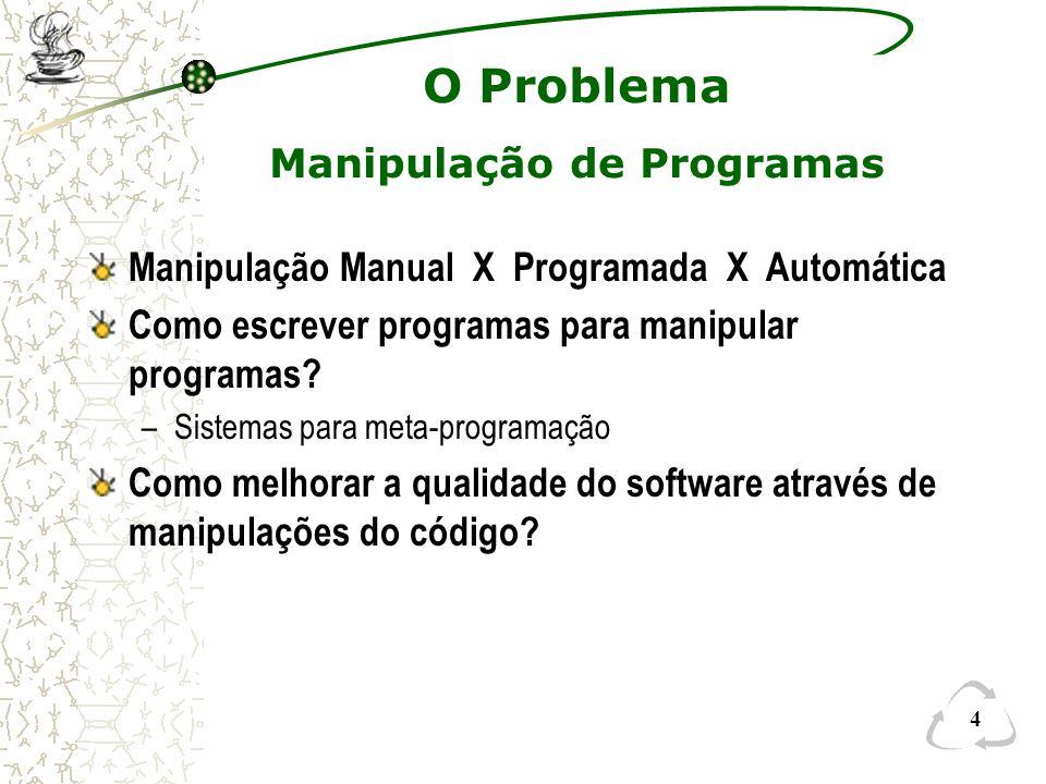 Manipulação de Programas