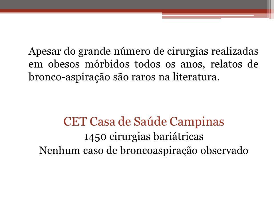 CET Casa de Saúde Campinas