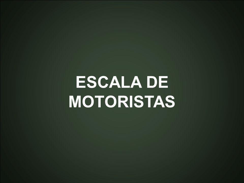 ESCALA DE MOTORISTAS