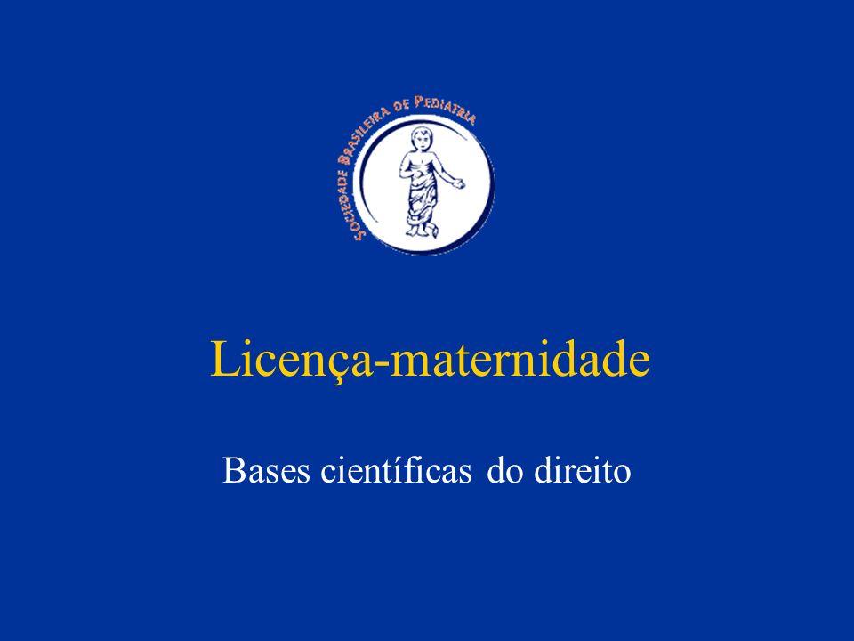 Bases científicas do direito