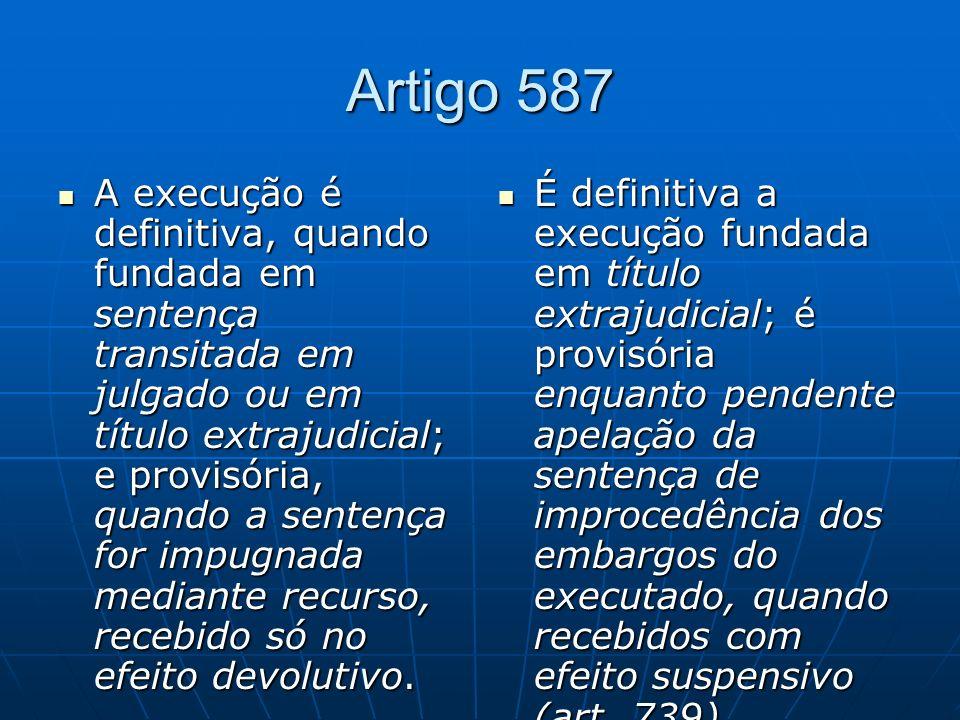Artigo 587