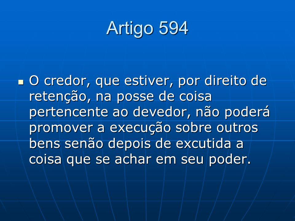 Artigo 594