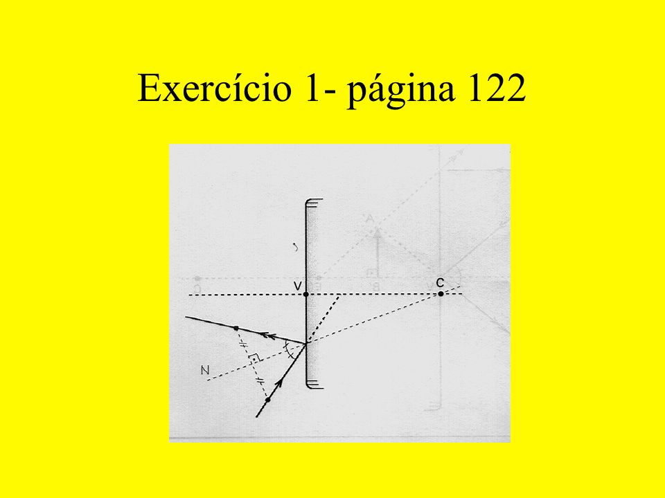 Exercício 1- página 122