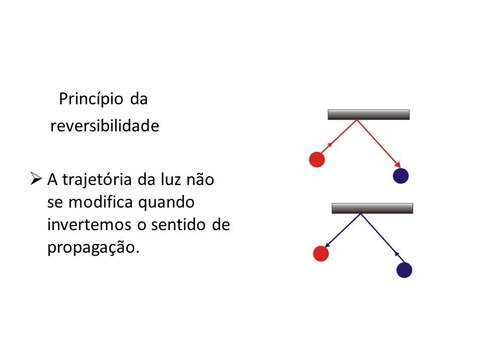 Princípio da reversibilidade.