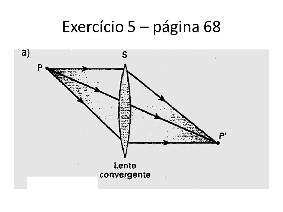Exercício 5 – página 68