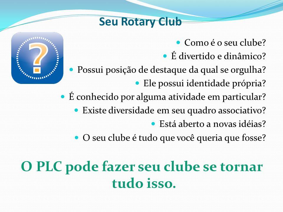 O PLC pode fazer seu clube se tornar tudo isso.