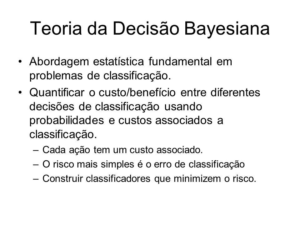Teoria da Decisão Bayesiana