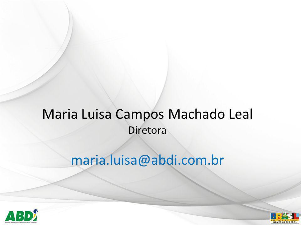 Maria Luisa Campos Machado Leal