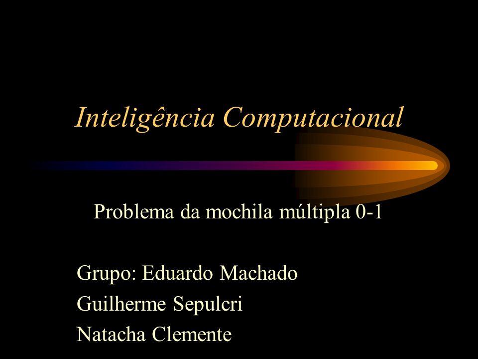 Inteligência Computacional