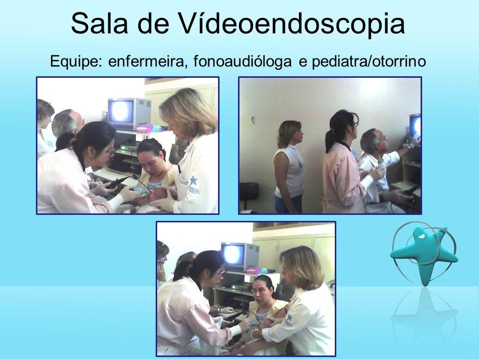Sala de Vídeoendoscopia