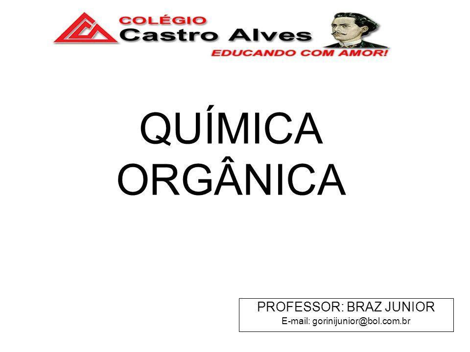 PROFESSOR: BRAZ JUNIOR E-mail: gorinijunior@bol.com.br