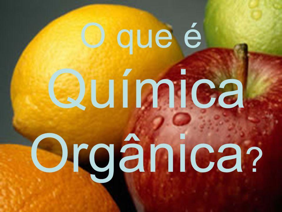 O que é Química Orgânica
