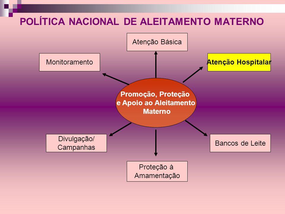 POLÍTICA NACIONAL DE ALEITAMENTO MATERNO