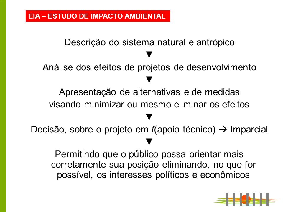 Descrição do sistema natural e antrópico ▼