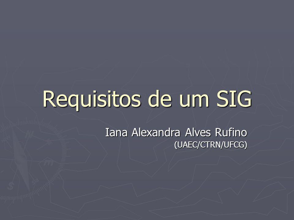 Iana Alexandra Alves Rufino (UAEC/CTRN/UFCG)