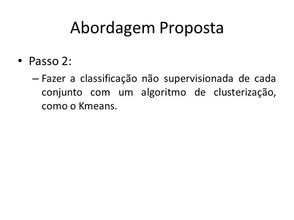 Abordagem Proposta Passo 2: