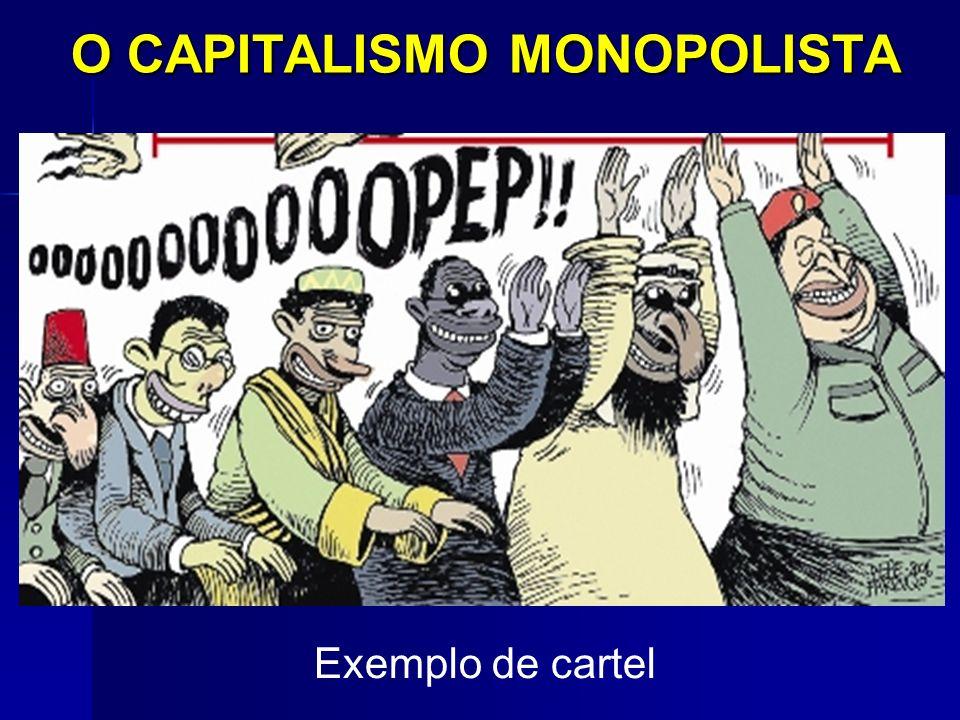 O CAPITALISMO MONOPOLISTA
