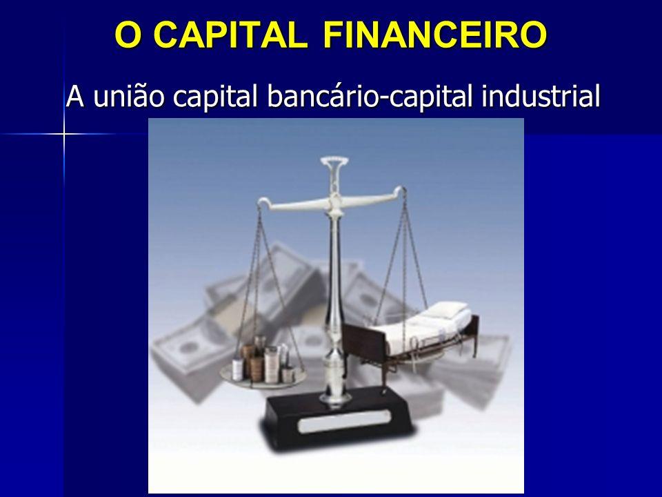 A união capital bancário-capital industrial